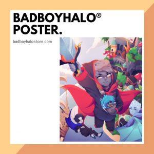 BadBoyHaLo Posters