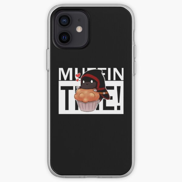Badboyhalo Merch Badboyhalo Muffin Time Gifts For Fans, For Men and Women, Gift Christmas Day iPhone Soft Case RB0206 product Offical Technoblade Merch