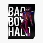 Badboyhalo Merch Badboyhalo Bad Boy Halo Character Gifts For Fans, For Men and Women, Gift Christmas Day Poster RB0206 product Offical Technoblade Merch