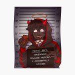 BadBoyHalo Mugshot Poster RB0206 product Offical Technoblade Merch
