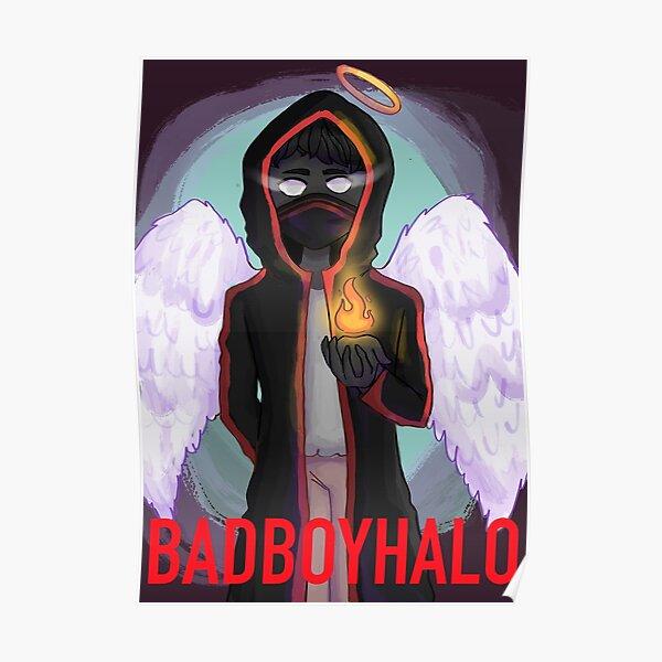 Badboyhalo Poster RB0206 product Offical Technoblade Merch