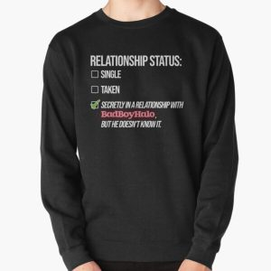 Relationship with BadBoyHalo Pullover Sweatshirt RB0206 product Offical Technoblade Merch