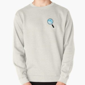 Magnifying Glass Tilted Left - BBH Meme Pullover Sweatshirt RB0206 product Offical Technoblade Merch