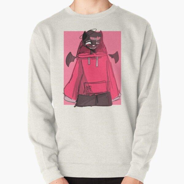 Badboyhalo Pink Pullover Sweatshirt RB0206 product Offical Technoblade Merch