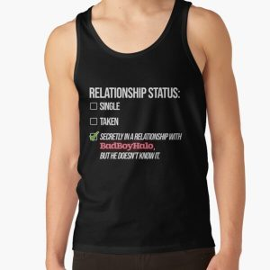 Relationship with BadBoyHalo Tank Top RB0206 product Offical Technoblade Merch