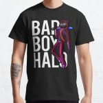 Badboyhalo Merch Badboyhalo Bad Boy Halo Character Gifts For Fans, For Men and Women, Gift Christmas Day Classic T-Shirt RB0206 product Offical Technoblade Merch