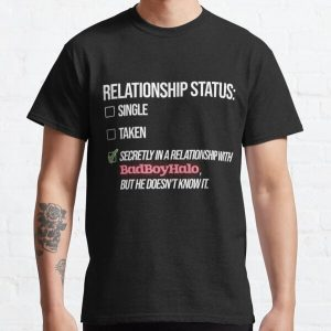 Relationship with BadBoyHalo Classic T-Shirt RB0206 product Offical Technoblade Merch