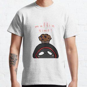 BadBoyHalo muffin time merch Classic T-Shirt RB0206 product Offical Technoblade Merch