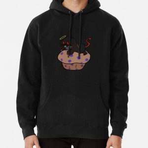 BadBoyHalo on a Muffin Pullover Hoodie RB0206 product Offical Technoblade Merch