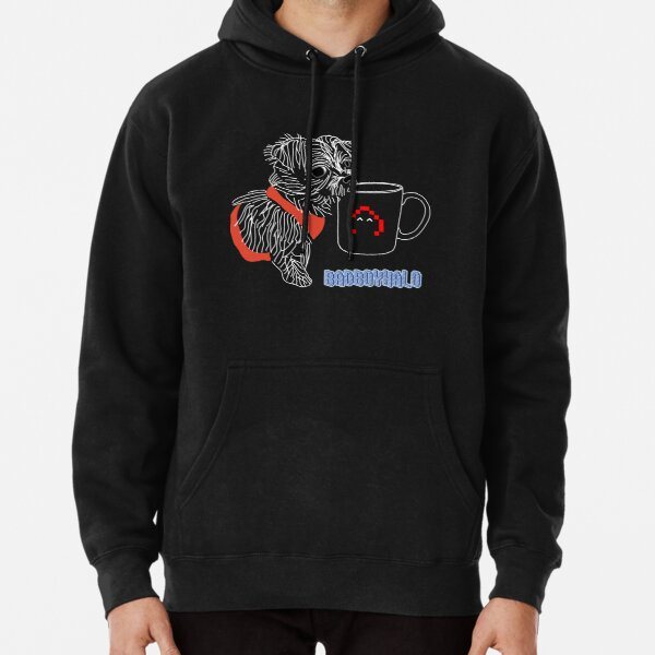 BadBoyHalo dog Pullover Hoodie RB0206 product Offical Technoblade Merch