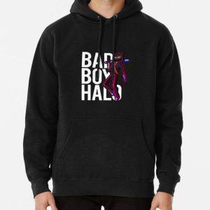 Badboyhalo Merch Badboyhalo Bad Boy Halo Character Pullover Hoodie RB0206 product Offical Technoblade Merch