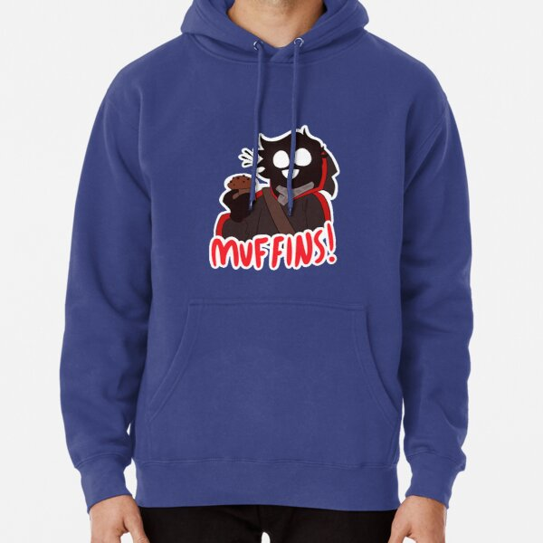 BadBoyHalo Muffins Pullover Hoodie RB0206 product Offical Technoblade Merch