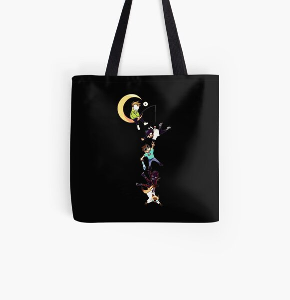 Dream Team merch badboyhalo merch badboyhalo Gifts For Fans, For Men and Women, Gift Christmas Day All Over Print Tote Bag RB0206 product Offical Technoblade Merch