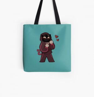 Oh you muffin! - BadBoyHalo  All Over Print Tote Bag RB0206 product Offical Technoblade Merch