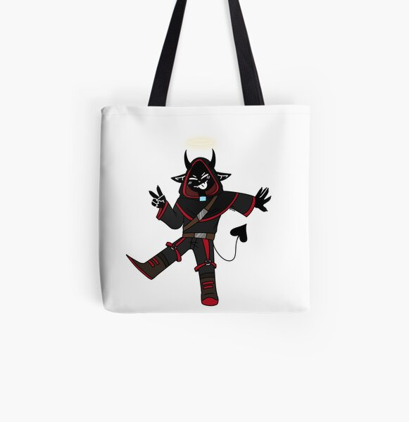 badboyhalo!! All Over Print Tote Bag RB0206 product Offical Technoblade Merch