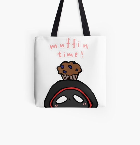 BadBoyHalo muffin time merch All Over Print Tote Bag RB0206 product Offical Technoblade Merch