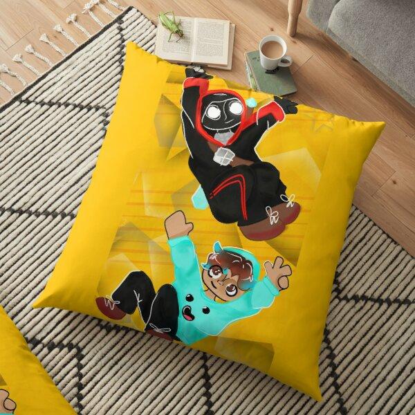 Badboyhalo + Skeppy Floor Pillow RB0206 product Offical Technoblade Merch
