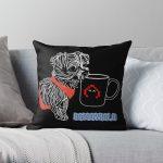 BadBoyHalo dog Throw Pillow RB0206 product Offical Technoblade Merch