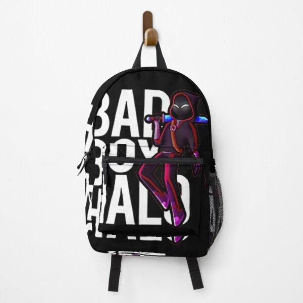 Badboyhalo Merch Badboyhalo Bad Boy Halo Character Backpack RB0206 product Offical Technoblade Merch