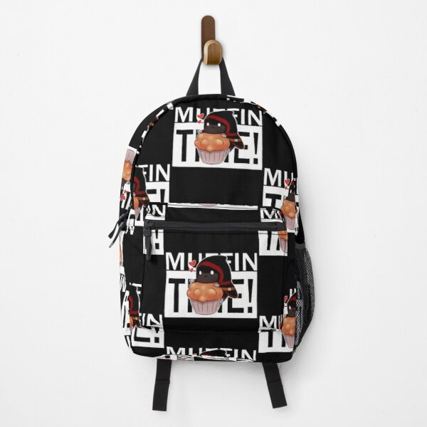 Badboyhalo Merch Badboyhalo Muffin Time Gifts For Fans, For Men and Women, Gift Christmas Day Backpack RB0206 product Offical Technoblade Merch
