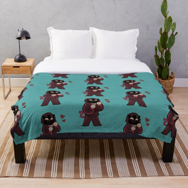 Oh you muffin! - BadBoyHalo  Throw Blanket RB0206 product Offical Technoblade Merch
