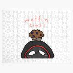 BadBoyHalo muffin time merch Jigsaw Puzzle RB0206 product Offical Technoblade Merch