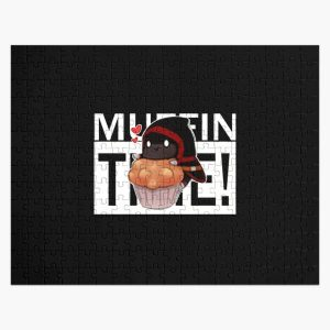Badboyhalo Merch Badboyhalo Muffin Time Gifts For Fans, For Men and Women, Gift Christmas Day Jigsaw Puzzle RB0206 product Offical Technoblade Merch