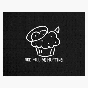 Badboyhalo 1 Million Muffins Jigsaw Puzzle RB0206 product Offical Technoblade Merch