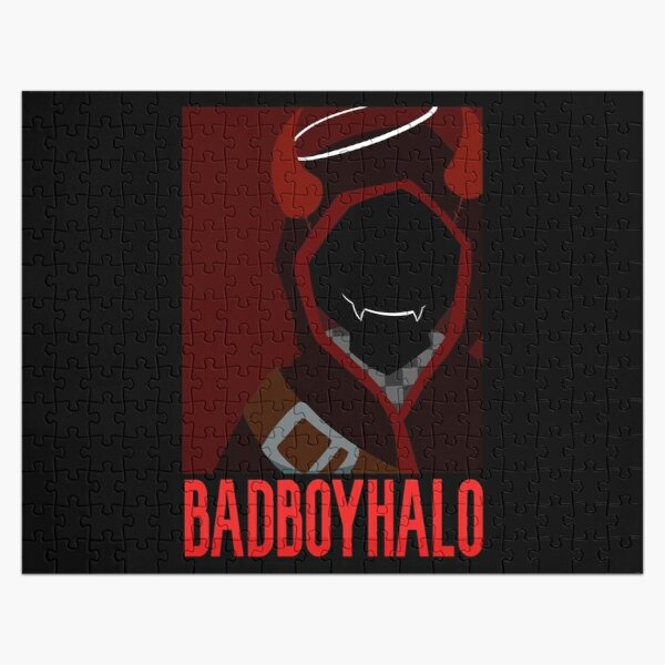 BadBoyHalo Poster Jigsaw Puzzle RB0206 product Offical Technoblade Merch