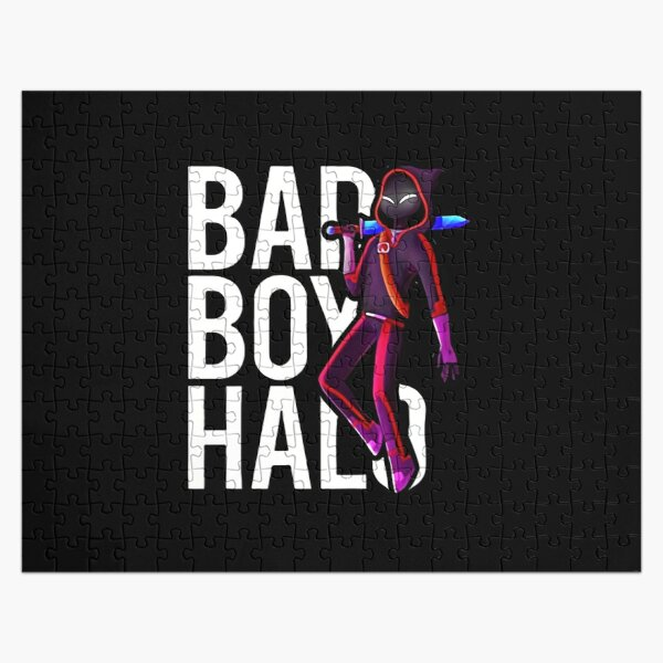 Badboyhalo Merch Badboyhalo Bad Boy Halo Character Gifts For Fans, For Men and Women, Gift Christmas Day Jigsaw Puzzle RB0206 product Offical Technoblade Merch