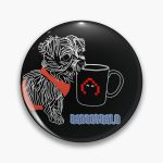 BadBoyHalo dog Pin RB0206 product Offical Technoblade Merch